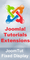 Joomla! Tutorials and Extensions